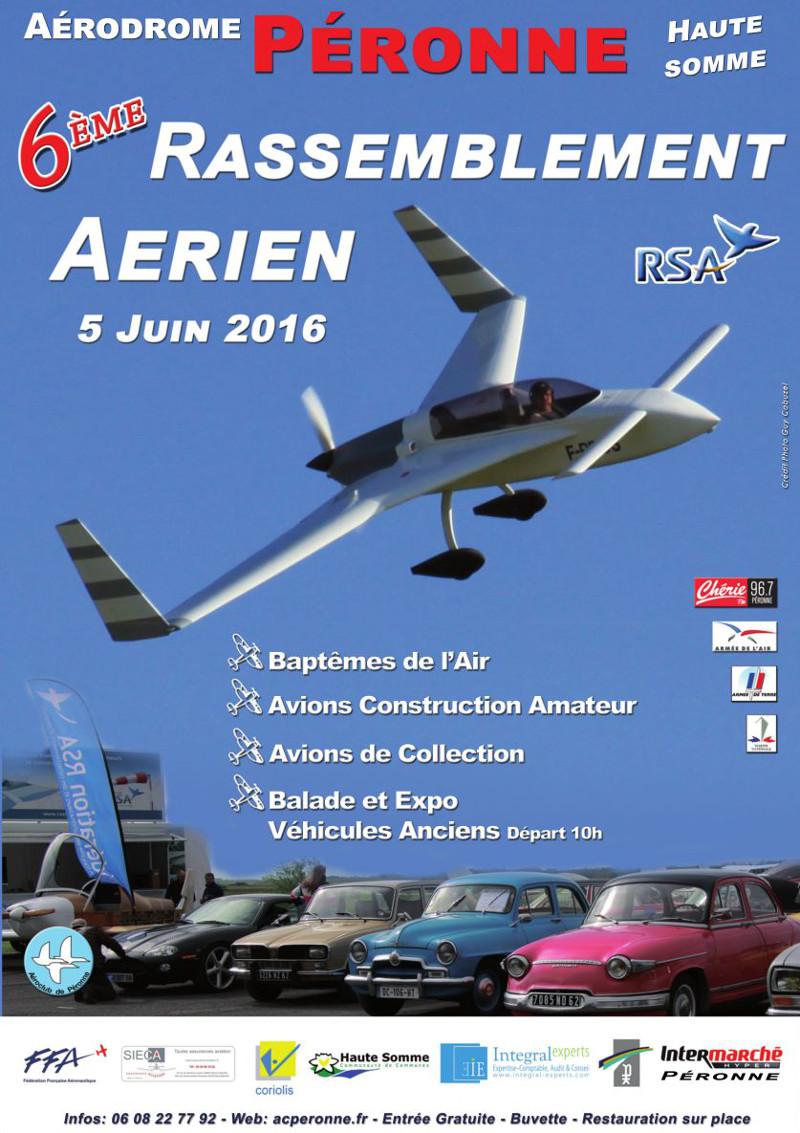 Rassemblement Aérien de Péronne